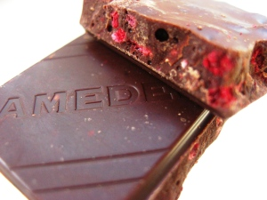 Amedei Toscano Red Dark Chocolate